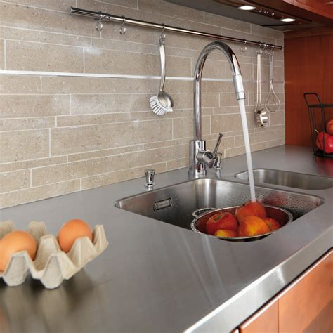 plan de travail en inox pour cuisine plan de travail cuisine en inox plan travail cuisine
