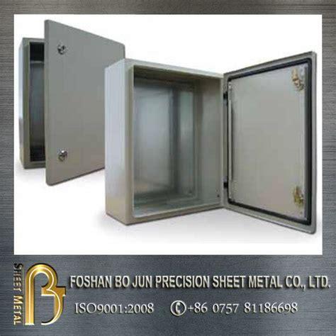 Box Panel Stainless Steel Custom custom wall mounting enclosure floor standing enclosure