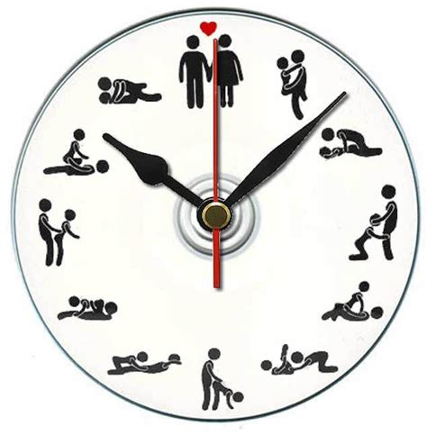 a very unusual clock products i love pinterest sex positions kama sutra cd clock christmas or birthday