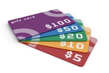Tax On Gift Cards To Employee - gift cards