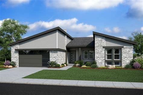 The Westbrook Boise Hunter Homes | the cottonwood 2696 boise hunter homes