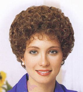 perm hairstyles white women over 50 sexy poodle perm i wish this was back in fashion short