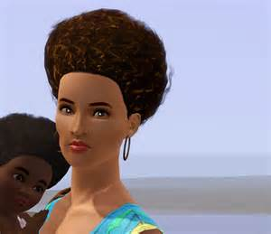 sims 3 american hairstyles mod the sims sims 3 shop halloween hair as afro now