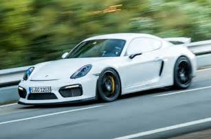 Porsche 911 Gt4 How The Porsche Cayman Gt4 Is Inspiring The New 911 Gt