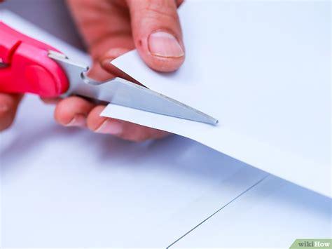 How To Make A Folder Out Of Paper - come creare una cartellina con la carta 13 passaggi