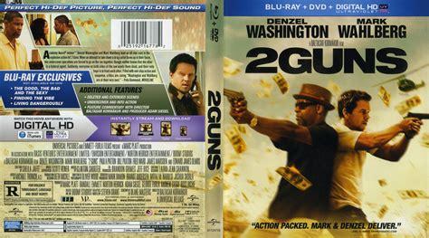 film semi bluray 2 guns movie blu ray scanned covers 2 guns 2013