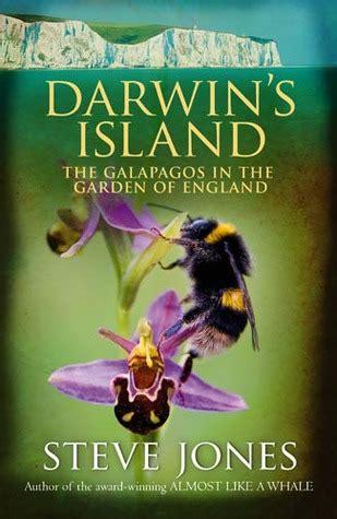 bloomers island the great garden books darwin s island the galapagos in the garden of by
