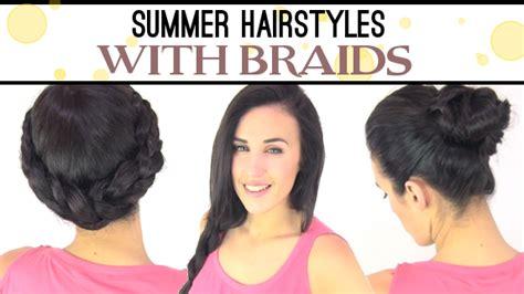 hairstyles with braids patry jordan summer hairstyles with braids secretos de chicas by