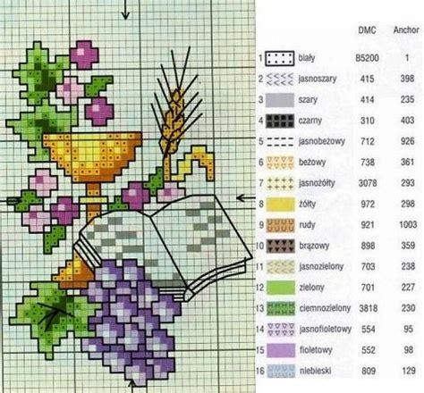 imagenes religiosas gratis en punto de cruz graficos punto de cruz gratis primera comunion 31