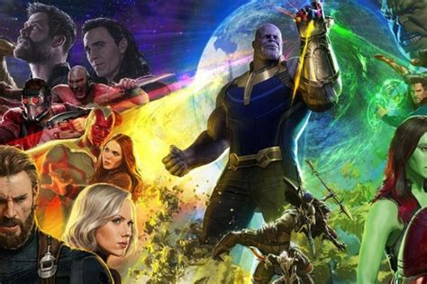 film seri avenger kematian thor di avengers infinity war bikin fans galau