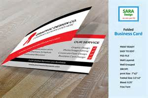 folding business card template folded business card vol 1 business card templates on