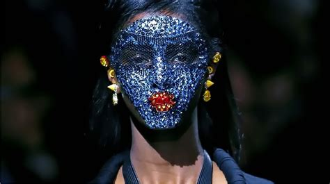 Givency Black For Light Mask by Glitter All Grown Up She S In The Glow
