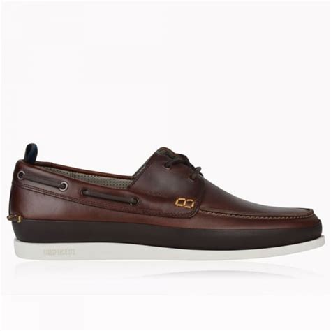 how to tie polo boat shoes paul smith brown leather branca boat shoes spxg r239 bdo s49