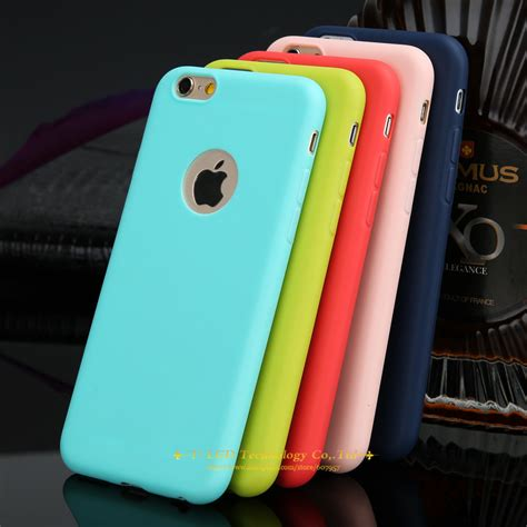 Iphone6 Softcase Motif Iphone Softcase Iphone Iphone iphone 6 colors soft tpu silicon iphone 6 6s 5 5s se 7 7 plus