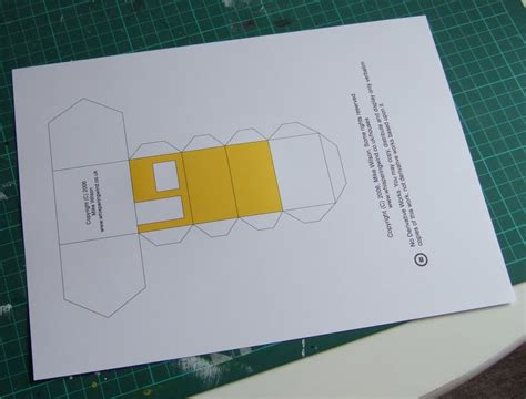 Make A Paper House - make your own paper house by mikewilsonuk on deviantart