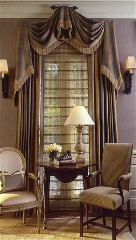 formal dining room window treatments window treatment home decor draperies pinterest