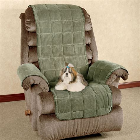 armchair back covers microplush pet furniture covers with longer back flap