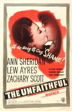 film unfaithful en streaming file the unfaithful movie poster jpg wikipedia