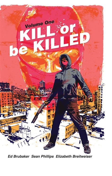 Kill And Be Killed sdcc 2017 exclusive image comics kill or be killed vol