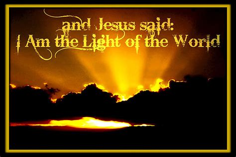 I Am The Light Of The World by I Am The Light Of The World Desiring God