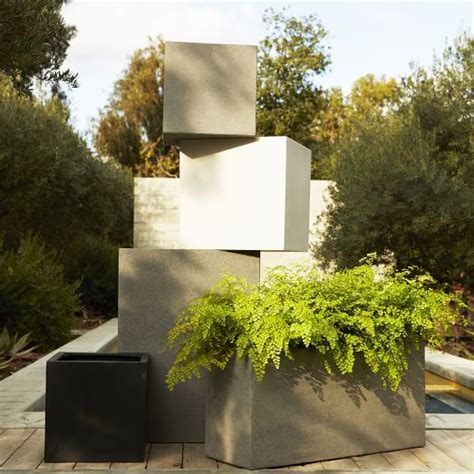 West Elm Planters by Cityscape Planters West Elm Made From A Lightweight