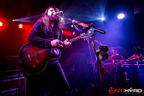 Basement Gigs - concert review and photos monster truck at club academy manchester antihero magazine