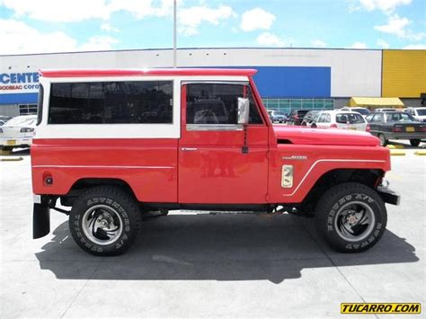 1980 Nissan Patrol Photos Informations Articles