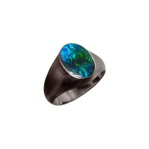 black opal mens ring 100 black opal mens ring foundations black opal