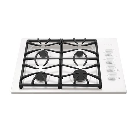 Glass Gas Cooktop Frigidaire Fggc3045kw 30 Quot Ceramic Glass Gas Cooktop