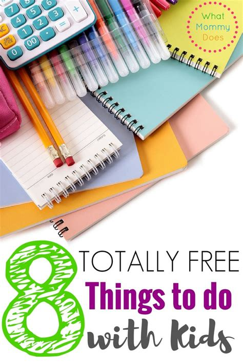 8 Things To Do With Your by 8 No Cost Things To Do With Your
