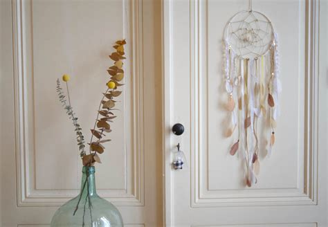 Diy Deco Boheme by Diy Un Dreamcatcher Pour Une D 233 Co Boh 232 Me Cha S
