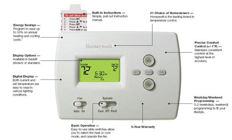 honeywell thermostats wiring guide honeywell free engine