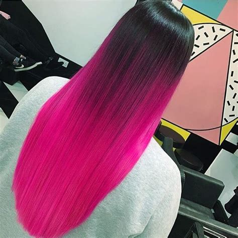 sew in weave purple to pink sew in 30 exciting pink ombre hair styles ideas for hot funky pink