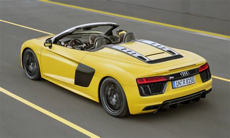 here s how much the new audi r8 spyder costs in sa