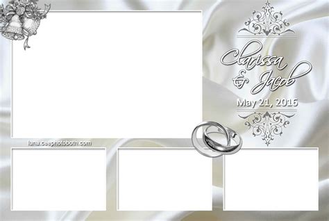 wedding photo templates cutting edge entertainment photobooth san antonio