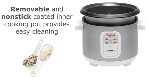 Tefal Advanced Rice Cooker 1 8 L tefal uno rice cooker 1 8l rk110e