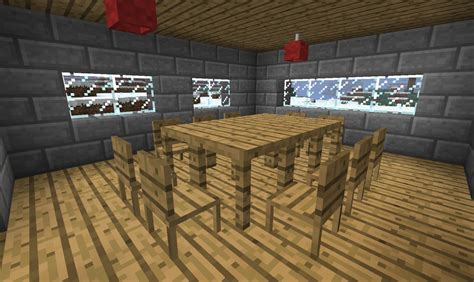 Minecraft The Furniture Mod by Furniture Mod For Minecraft 1 5 2