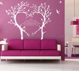 bambi wall stickers bambi love tree wall decals walldecalmall com