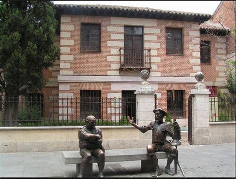 casa cervantes alcala de henares escapadas madrid museo casa cervantes madrid fans