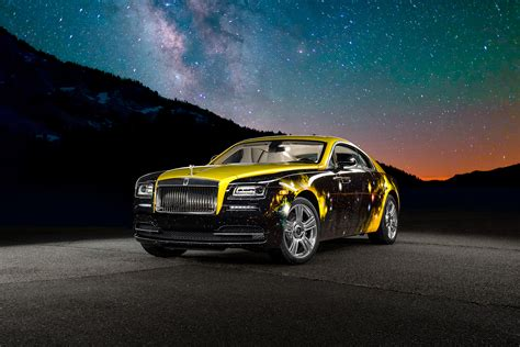 roll royce steelers antonio brown s rolls royce wraith gets a funky paint job