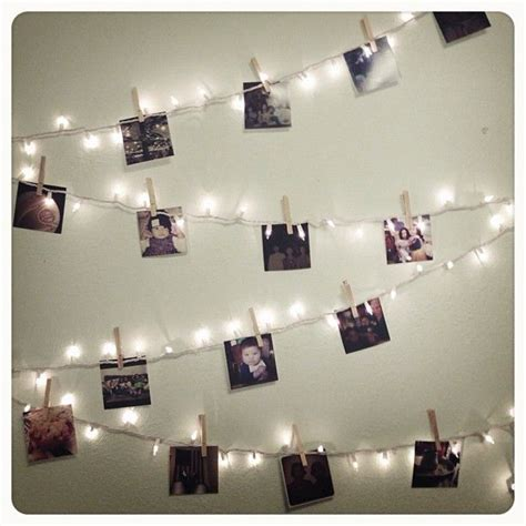 how to hang polaroid lights best 25 picture string ideas on pictures on string photos on wall and college