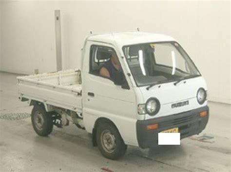 Suzuki Carry 4wd Suzuki Carry Truck 4wd 1994 Used For Sale