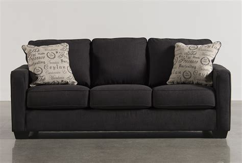 alenya charcoal sofa sleeper living spaces