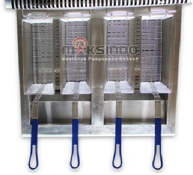 Jual Thermometer Fryer jual mesin gas fryer mks 482 di semarang toko mesin