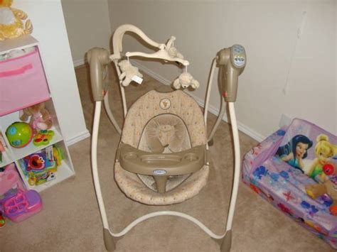 graco winnie the pooh swing winnie the pooh graco swing for sale
