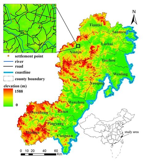 spatial pattern analysis in human geography ijerph free full text spatial point pattern analysis