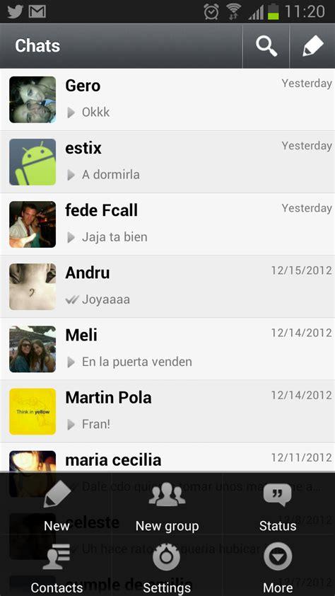 como puedo ver las conversaciones de whatsapp de otro movil en el como puedo ver las conversaciones de whatsapp de mi