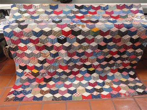 Vintage Quilt Top by Finishing Vintage Quilt Tops Pam Fiber Artist