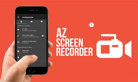 screen recorder apk az screen recorder premium v4 8 8 apk n 227 o requer root