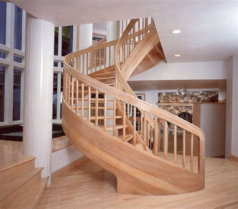 Luxury Kitchen Cabinets Manufacturers by Making Wooden Spiral Staircase Railing Stairs And